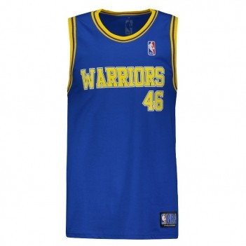 Regata NBA Golden State Warriors Retrô