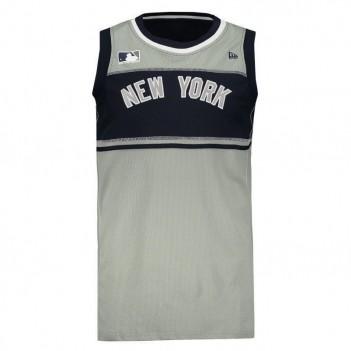 Regata New Era MLB New York Yankees Cinza