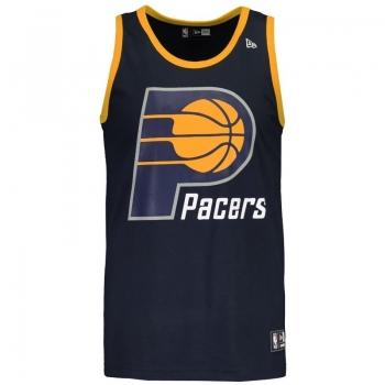 Regata New Era NBA Indiana Pacers Marinho