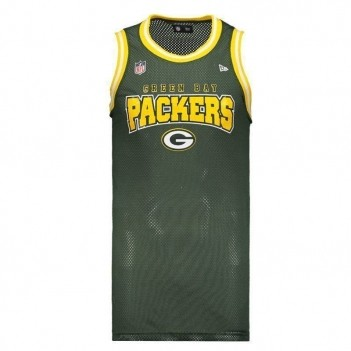 Regata New Era NFL Green Bay Packers Verde