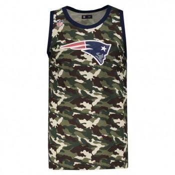 Regata New Era NFL New England Patriots Camuflada