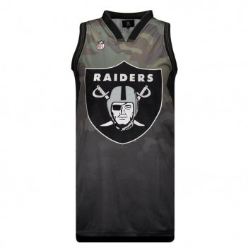 Regata New Era NFL Oakland Raiders Camuflada