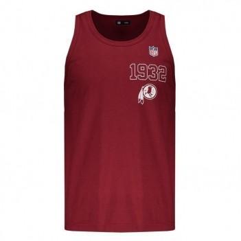 Regata New Era NFL Washington Redskins Escudo Bordô