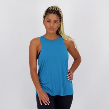 Regata Olympikus Glassy Feminina Azul