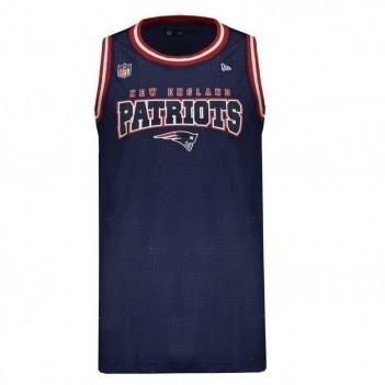Regata New Era NFL New England Patriots Marinho