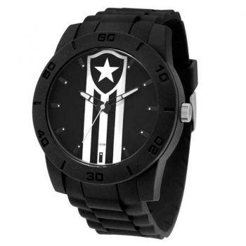 Relógio Technos Botafogo Escudo Preto