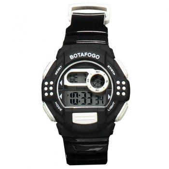 Relógio Technos Botafogo Digital Preto