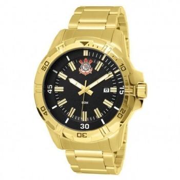 Relógio Technos Corinthians Dourado