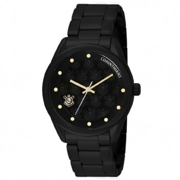 Relógio Technos Corinthians Preto e Dourado