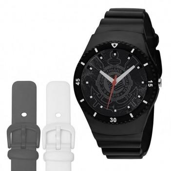 Relógio Technos Corinthians Troca Pulseiras