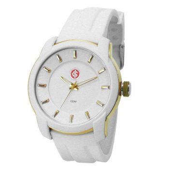 Relógio Technos Internacional Branco
