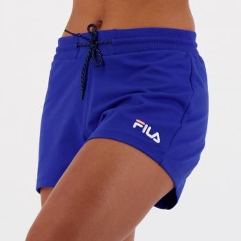 Short Fila Practical Feminino Azul