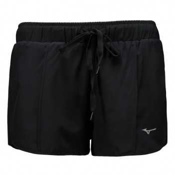Short Mizuno Wave Run Split Feminino
