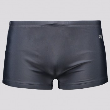 Sunga Boxer Fila Trunks II UV Chumbo
