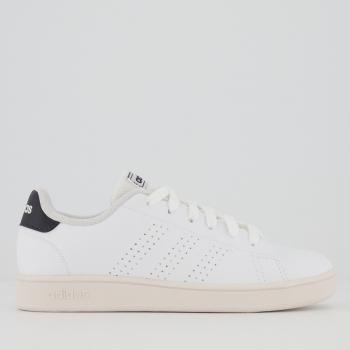 Tênis Adidas Advantage Feminino Branco