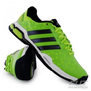 Tênis Adidas Barricade Team 5 Verde