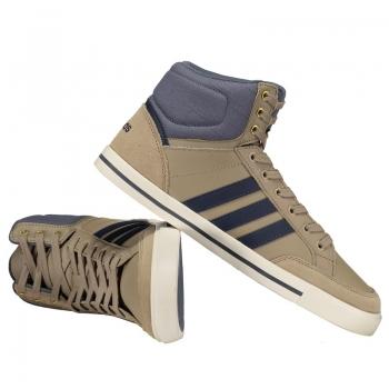 Tênis Adidas Cacity Mid Marrom