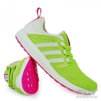Tênis Adidas Cc Fresh Bounce Feminino Verde