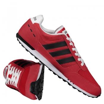 Tênis Adidas City Racer Vermelho