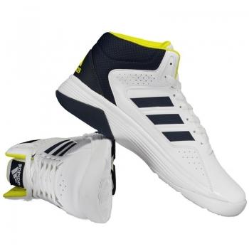 Tênis Adidas Cloudfoam Ilation Mid Branco