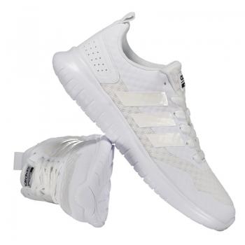 Tênis Adidas Cloudfoam Lite Flex Feminino Branco