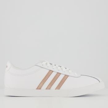 Tênis Adidas Courtset Feminino Branco