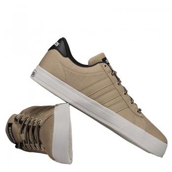 Tênis Adidas Daily Bege