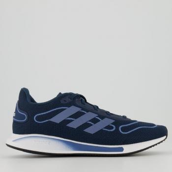 Tênis Adidas Galaxar Run Marinho