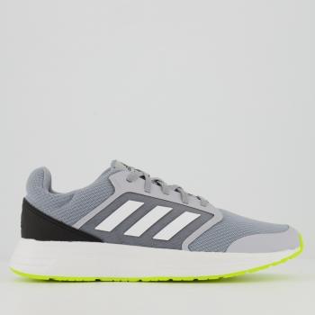 Tênis Adidas Galaxy 5 Cinza
