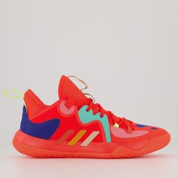 Tênis Adidas Harden Stepback 2 Laranja