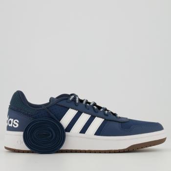 Tênis Adidas Hoops 2.0 Azul
