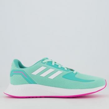 Tênis Adidas Runfalcon 2.0 Feminino Verde