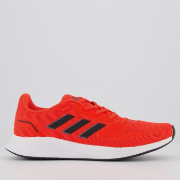 Tênis Adidas Runfalcon 2.0 Laranja