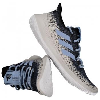 Tênis Adidas Sensebounce+ Feminino Azul