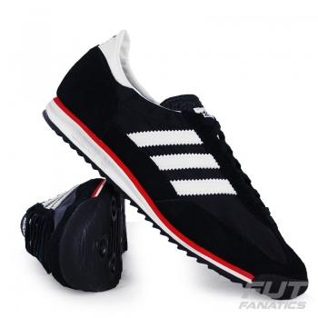 Tênis Adidas Sl 72 Originals Preto
