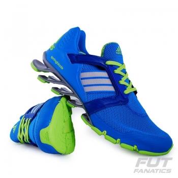 Tênis Adidas Springblade Ignite Azul