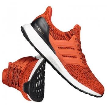 Tênis Adidas Ultra Boost Laranja
