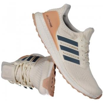 Tênis Adidas Ultraboost Branco e Azul