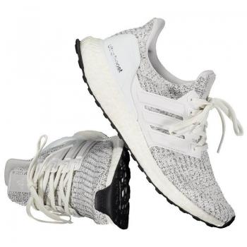 Tênis Adidas Ultraboost Feminino Branco Mescla
