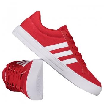 Tênis Adidas Vs Set Vermelho