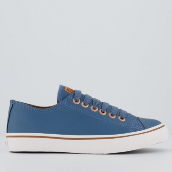 Tênis Capricho Like Class Feminino Azul