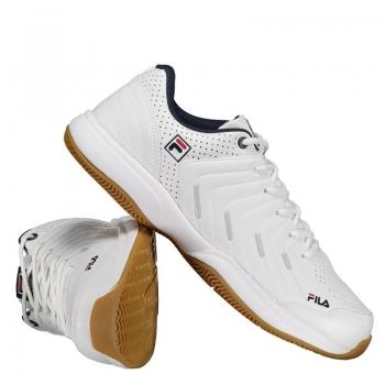 Tênis Fila Lugano 5.0 Branco