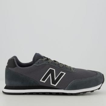 Tênis New Balance 50 Cinza