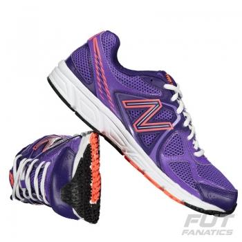 Tênis New Balance 480V4 Running Feminino Roxo