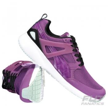 Tênis Puma Arial Basic Sports Feminino Roxo