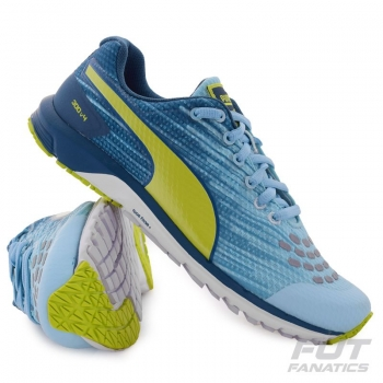 Tênis Puma Faas 300 V4 Feminino Azul