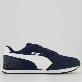 Tênis Puma Runner V2 Marinho
