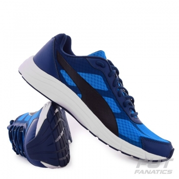 Tênis Puma Expedite Running Azul