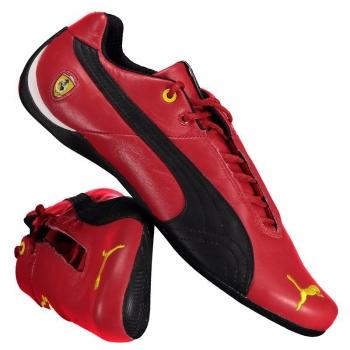 Tênis Puma Scuderia Ferrari Future Cat Leather 10