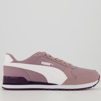 Tênis Puma ST Runner V2 BDP Feminino Lilás